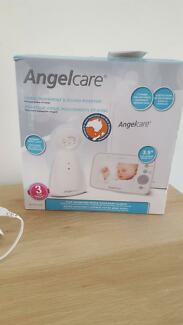 Angelcare AC1300 series  video movement and sound baby monitor