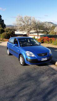 2008 Kia Rio LX hatch back Wodonga Wodonga Area Preview