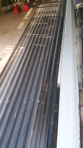 Corrugated iron roof sheets  blk Canterbury Boroondara Area Preview