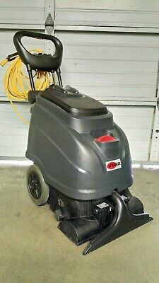 Viper Carpet Extractor Cex410-us Commercial Cleaner 35l Solution 23l Recovery