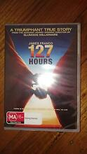 DVD - 127 hours Highett Bayside Area Preview