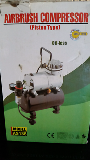 Air brush paint kit Cowra Cowra Area Preview