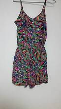 Brightly Patterned Romper - Size AU 8 Fairfield Brisbane South West Preview