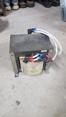 Lenco Electronics Inc. 5kva Transformer.