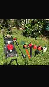 Lawn mowing.  $15 mow , whip & snip. CHEAPEST GAURANTEED Logan Central Logan Area Preview