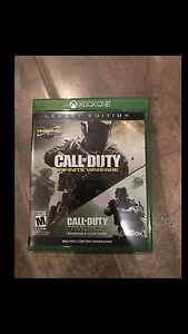 Xbox Call Of Duty Infinite Warfare LEGACY EDITION