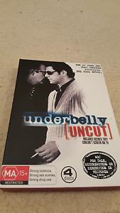 Underbelly Uncut DVD Ormiston Redland Area Preview