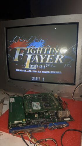 Fighting Layer  namco  jamma arcade pcb