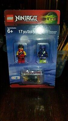 LEGO Ninjago 5003085 Battle Pack Kai & Morro Minifigs - New w/ Accessory Kit