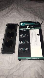 Polarpro Phantom 4 Pro Cinema Series Filters
