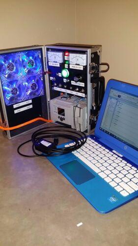 Allen Bradley plc training ANALOG PLC Trainer W/ LAPTOP Lessons Software