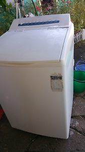 9.kg westinghouse washer FREE delivery locally Mount Druitt Blacktown Area Preview