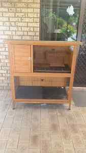 2 storey rabbit hutch Ferndale Canning Area Preview