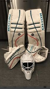 Ensemble gardien de but KOHO pro stock