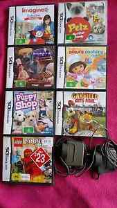 Nintendo DS games and chargers Leda Kwinana Area Preview