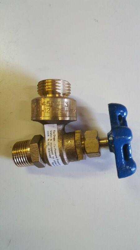 Watts Reg. Asse. Hose Vacuum Breaker B64.2 125psi 180F