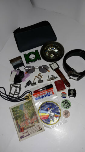 Junk Drawer Lot Vintage Mostly