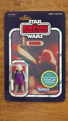Star Wars TESB Figurine Kenner Retro Ugnaught original, boite de reproduction