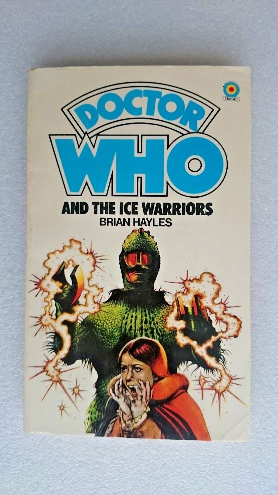Doctor Who and the Ice Warriors by Brian Hayles (Paperback, 1982)