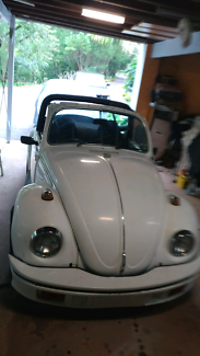 Vw beetle convertible 69 model Buderim Maroochydore Area Preview
