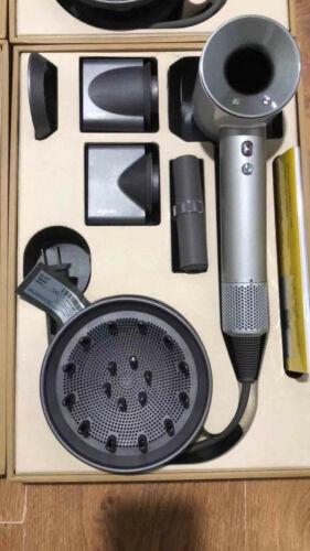 Dyson Supersonic Hair Dryer HD03 Silver & Fuchsia IN SEALED BOX 2Yr Warranty