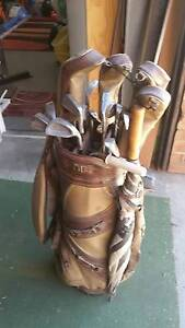 Prosimmon bag and clubs Angle Park Port Adelaide Area Preview