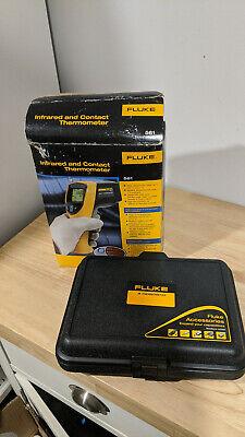 Fluke 561 Hvac Pro Infrared Thermometer-40 To Plus 1022 Degree F Range