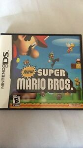Super Mario Bros DS