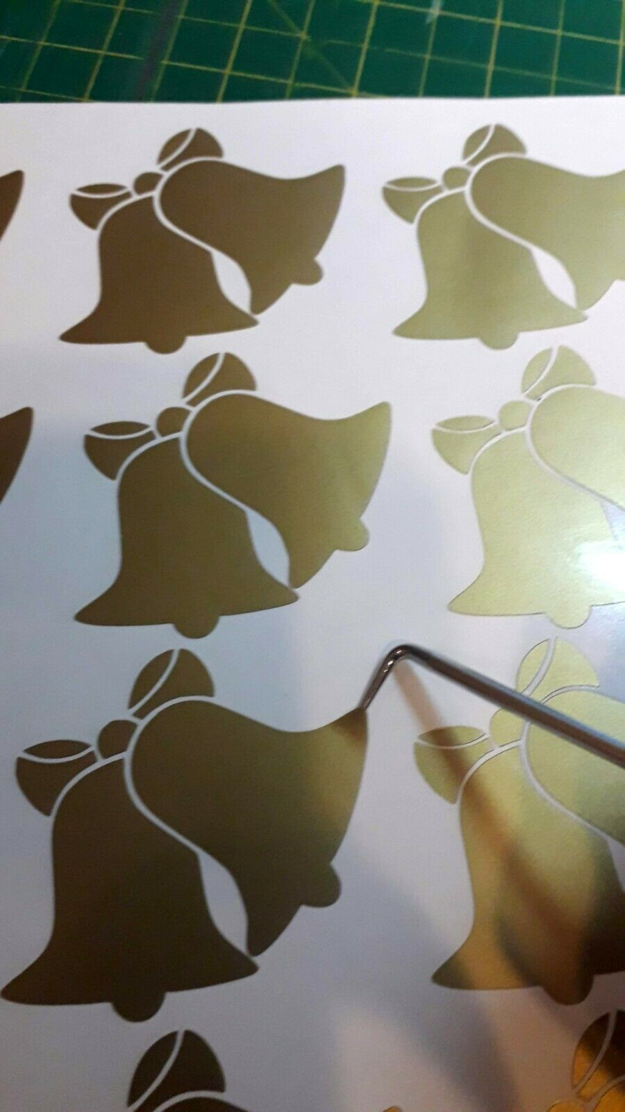4pc Weeding Tool set -Hook and Pick set vinyl craft  Cricut Cameo vinyl cutting 2