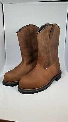 Mens 8 Red wing 2272 11 inch pull on (2272 Mens 11 Inch Pull On Boot)