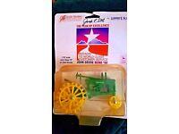 """Ertl John Deere Expo Kansas City 1998 1//32 Scale Model /""""B/"""" Signed by Joseph Ertl"""
