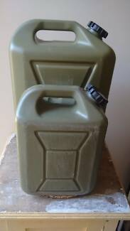 Jerry cans x 2