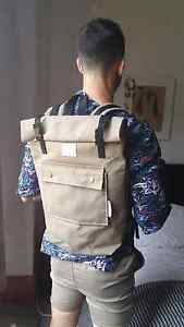 Canvas backpack Richmond Yarra Area Preview
