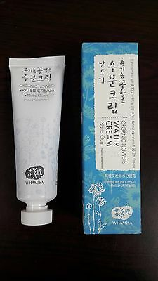 Whamisa Organic Flowers Water Cream / 50ml - EWG Verified(tm)