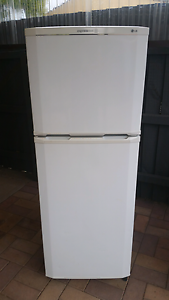 LG 205 litre fridge freezer delivery available Port Adelaide Port Adelaide Area Preview