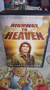 Highway to Heaven Complete Series Set Croydon Maroondah Area Preview
