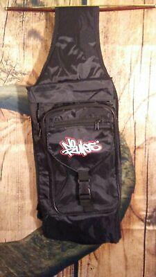 No Rules Outdoor Skateboard Carry Bag Longboard Deck Skate Board Backpack