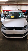 Volkswagen Polo 2010 Auto 4 Door Now Wrecking Belmore Canterbury Area Preview