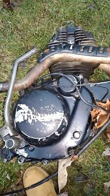 Yamaha TW200 motor endoro duel sport motorcycle parts