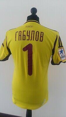 Anzhi Makhachkala 2011/2012 #1 Trikot Shirt Adidas FORMOTION Jersey (M) Camiseta image