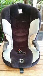 'Safe and Sound' booster car seat - hardly used and spotless
