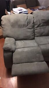 Lightly used Recliner sofa