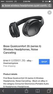 wireless headphones BOSE