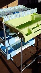 Baby Bath/Table Latrobe Latrobe Area Preview