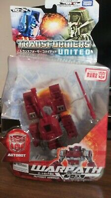 Transformers United Warpath