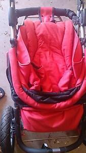 3 Wheel Pram Aluminium Buggy Stroller Jogger excellent condition Wodonga Wodonga Area Preview