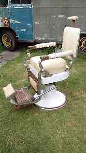 Antique Raynor Barber chairs Hampton Bayside Area Preview