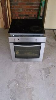 Oven, Cooktop and Rangehood
