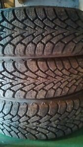 GOODYEAR WINTER TIRES  175/65R14