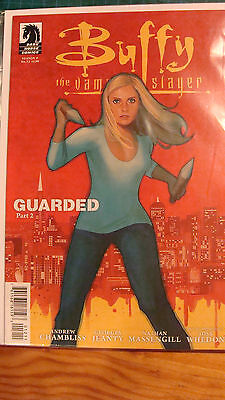 Buffy The Vampire Slayer Season 9 Comic Issue 12 Joss Whedon Guarded part 2